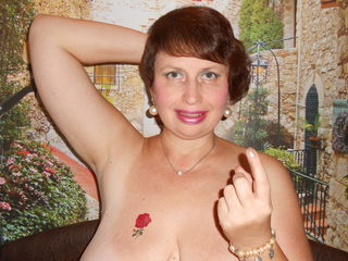 Voir le liveshow de  AzizaMelody de Livejasmin - 45 ans - Nobody ever proven that life is a serious thing - thus I would advise You to sit back, relax ...